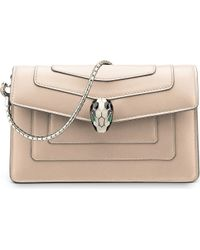 BVLGARI | Serpenti Forever Calf Leather Toy Bag | Lyst