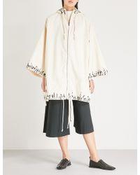 Toogood - The Explorer Cotton Coat - Lyst