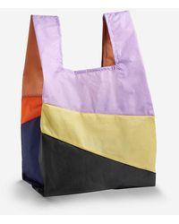 Hay Six Colour No. 4 Nylon Bag - Multicolour