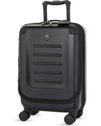 Victorinox Black Spectra 2.0 Expandable Cabin Suitcase
