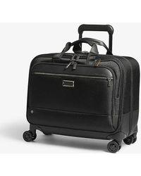 Briggs & Riley @work Large Spinner Nylon Briefcase - Black