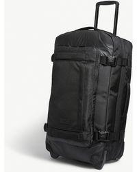 Eastpak Tranverz Cnnct Cabin Suitcase 67cm - Black