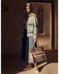 Dior - Tie Dye-print Cotton Jacket - Lyst