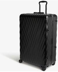 Tumi Continental Carry-on 19 Degree Aluminium Suitcase - Black