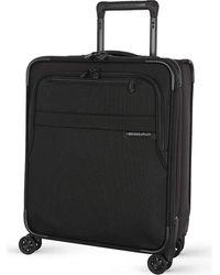 Briggs & Riley Intern Four-wheel Spinner Suitcase 53cm - Black
