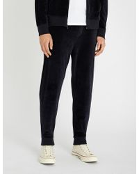 Polo Ralph Lauren - Relaxed-fit Tapered Cotton-blend Jogging Bottoms - Lyst