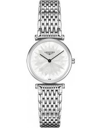 Longines - L42094056 La Grande Classique Stainless Steel Watch - Lyst