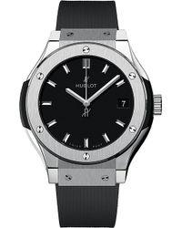 Hublot | 581.nx.1171.rx Classic Fusion Titanium Watch | Lyst