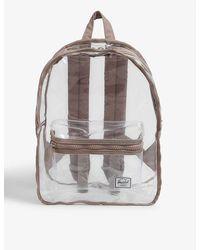 Herschel Supply Co. Transparent Backpack - Multicolor