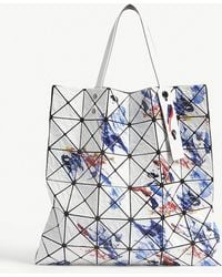Bao Bao Issey Miyake - Painting Prism Tote - Lyst