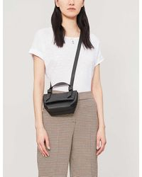 Whistles Round-neck Relaxed-fit Linen T-shirt - Multicolour