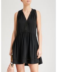 Seafolly - Laddered Woven Dress - Lyst