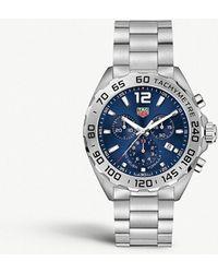 Tag Heuer - Caz101e.ba0842 Formula 1 Stainless Steel Watch - Lyst