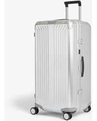 Samsonite Lite-box Alu Trunk Aluminium Suitcase 80cm - Multicolour