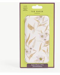 Ted Baker Cabana Phone Case Iphone 11 Pro - Green