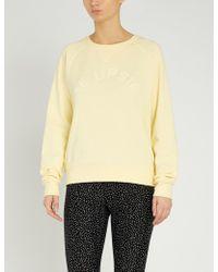 The Upside - Bondi Cotton Sweatshirt - Lyst