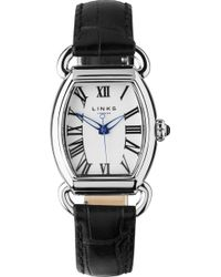 Links of London - Driver Ellipse Stainless Steel Watch - Lyst