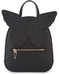 Sophia Webster - Kiko Leather Butterfly Backpack - Lyst