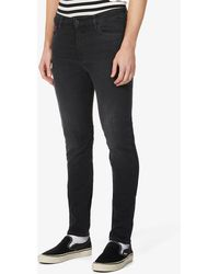 Tommy Hilfiger Simon Faded Skinny Jeans - Black