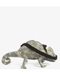 Raeburn Chameleon Camo-print Shell Backpack - Multicolour