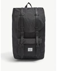 Herschel Supply Co. Little America Nylon Backpack - Black
