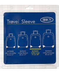 Bric's - Large Suitcase Cover 77cm - Lyst
