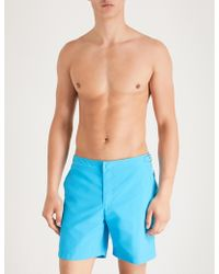 Orlebar Brown - Bulldog Relaxed-fit Swim Shorts - Lyst