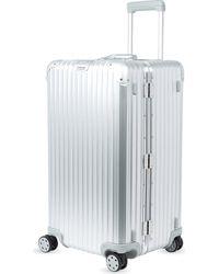 Rimowa - Topas Four-wheel Suitcase - Lyst