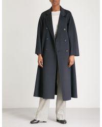 Max Mara - Bondone Double-breasted Cashmere Coat - Lyst