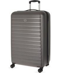 Delsey - Segur Four-wheel Suitcase 78cm - Lyst