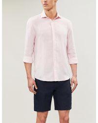 Frescobol Carioca - Regular-fit Linen Shirt - Lyst