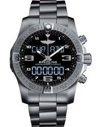 Breitling - Eb5510h1|be79|181 Professional Aerospace Evo Titanium Watch - Lyst