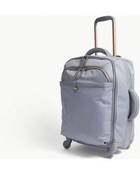 Lipault   Originale Plume Four-wheel Cabin Suitcase 55cm   Lyst