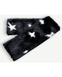 Skinnydip London - Bellatrix Faux Fur Scarf - Lyst