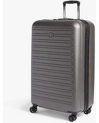 Delsey Segur 2.0 Four-wheel Suitcase 78cm - Grey