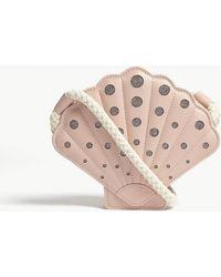 Stella McCartney - Shell Shoulder Bag - Lyst