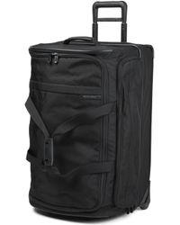 Briggs & Riley Baseline Large Upright Duffle Bag 71cm - Black