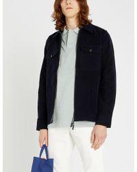 Fit Slim Towelling Cotton Polo Shirt kZiuOPXT