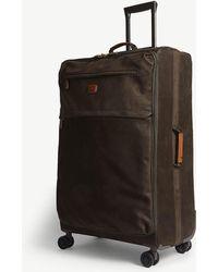 Bric's Life Four Wheel Suitcase 77cm - Green
