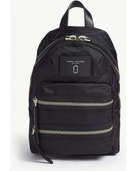 Marc Jacobs - Ladies Black Biker Nylon Backpack - Lyst