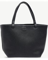 The Row - Park Small Leather Tote Bag - Lyst