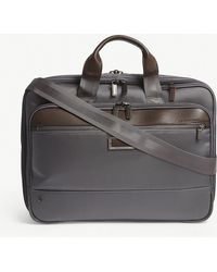 Briggs & Riley - @work Medium Expandable Nylon Briefcase - Lyst