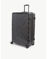 Tumi International Expandable 19 Degree Large Polycarbonate Suitcase - Black