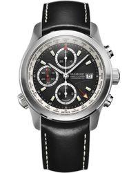 Bremont Alt1-wtbk World Timer Stainless Steel Watch - Black