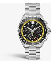 Tag Heuer Caz101ac.ba0842 Formula 1 Stainless Steel Watch - Metallic