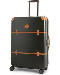 Bric's Bellagio Four-wheel Suitcase 76cm - Green