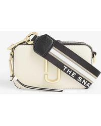 Marc Jacobs Snapshot Leather Cross-body Bag - Multicolor