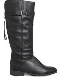 Office - Kilter Leather Boots - Lyst