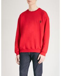 Everlast Lamyland X Nicola Adams Jersey Sweatshirt - Red