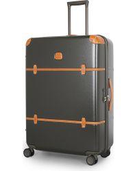 Bric's Bellagio Four-wheel Suitcase 82cm - Green